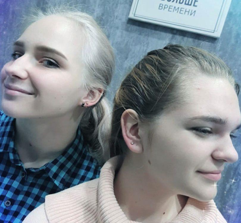 сделать пирсинг (прокол) в ушах в Красноярске
