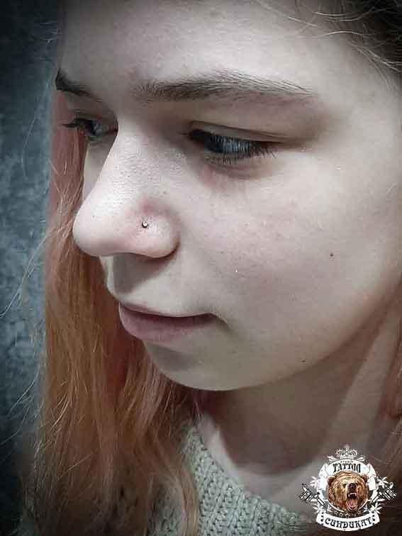 сделать пирсинг (прокол) носа в Красноярске